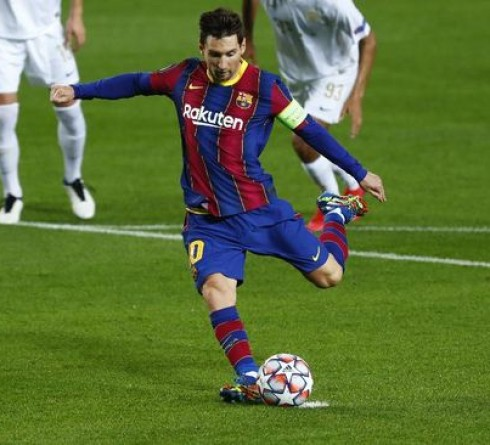 Champions League Results: Barcelona Beat Ferencvaros 5-1