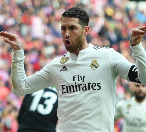 Sergio Ramos Tested Positive Covid-19 Ahead of Liverpool vs Real Madrid Match