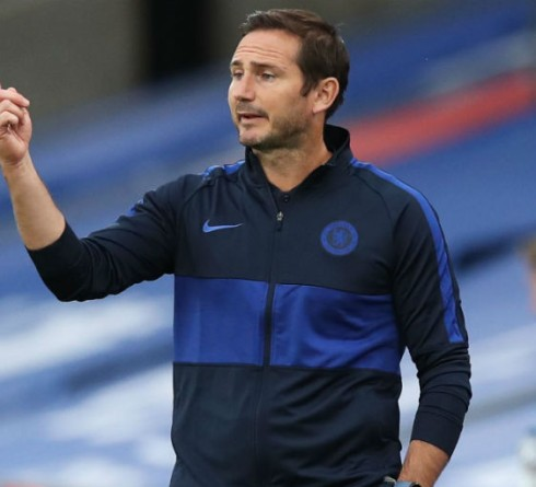 Frank Lampard's Promised To Get Chelsea Out of Trouble
