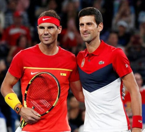 Top 4 tennis players ready for action on the first day of the 2021 ATP Cup
