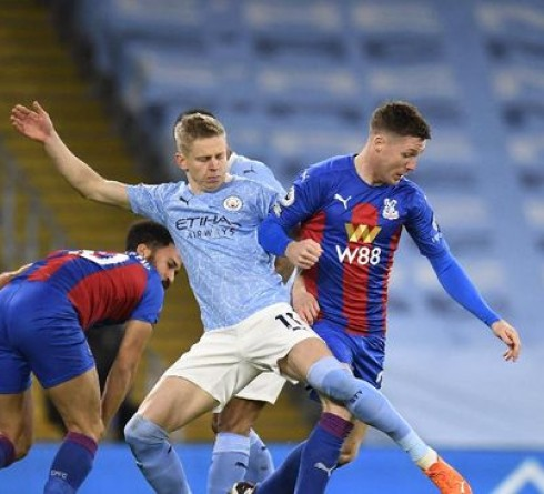 Premier League Results: Man City Beat Crystal Palace