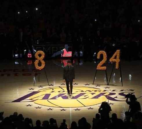 Silently Reminiscing 1 Year of Kobe Bryant's Death