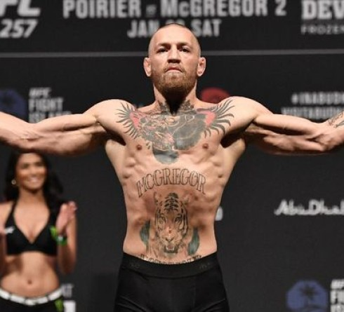 First in History, McGregor Lose TKO at UFC