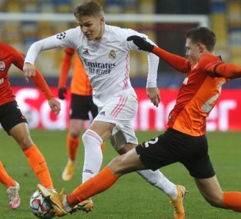 Arsenal Officially Loan Odegaard from Madrid