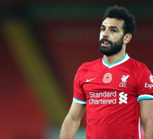 Liverpool Striker Mohamed Salah Still leads The Top Scorers List of The 2020-2021 Premier League