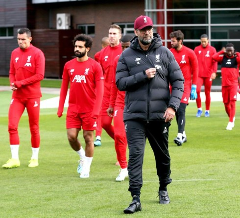 Andreas Schlumberger, Liverpool's Second Half Savior