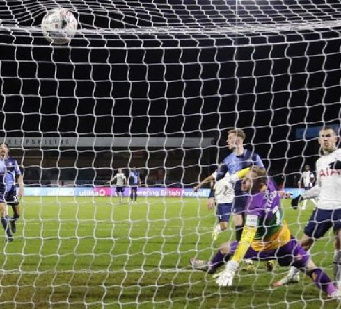 FA Cup Results: Three Goals at the End of the Game, Tottenham Wins 4-1