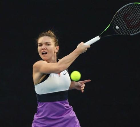 Simona Halep Undo Appears at Qatar Open Season 2021