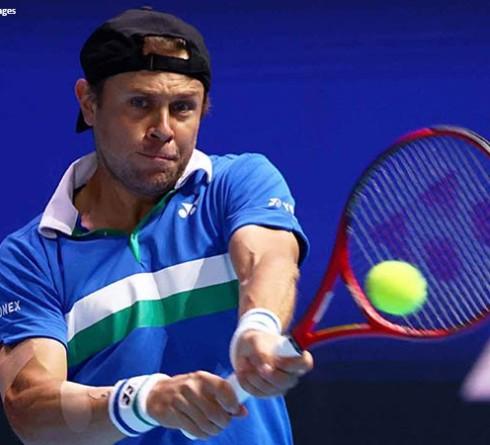 Radu Albot Passes Singapore Tennis Open's First Examination