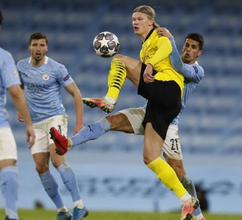 Champions League results: Man City beat Dortmund 2-1