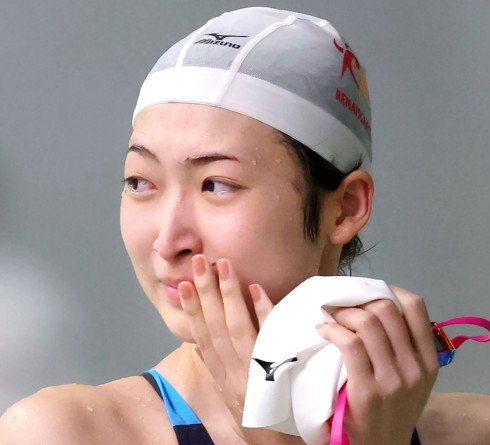 Rikako Ikee, Japanese Swimmer Who Fights Leukemia and Passes Tokyo Olympics 2021
