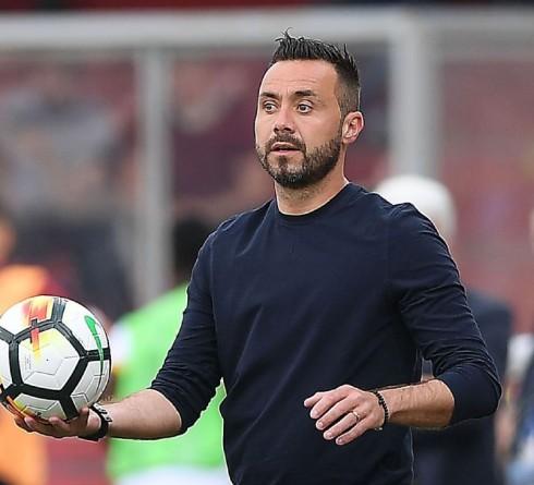 Roberto De Zerbi: Talented Manager of Sassuolo Calcio