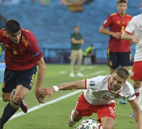 Euro 2020 Results: Spain vs Poland ends in a draw