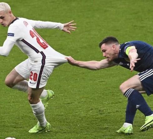 Euro 2020 Results: England vs Scotland Draw
