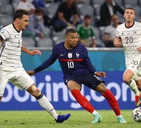 Euro 2020 results: France struggles to beat Germany
