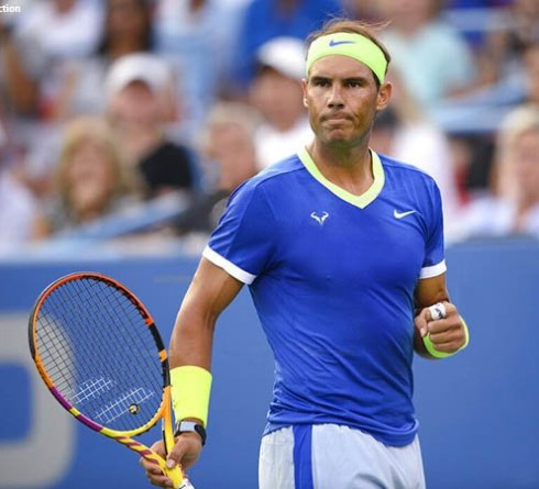 According to Toni Nadal, throwing a racket is not an option for Rafael Nadal