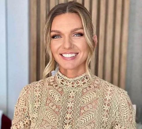 Simona Halep after being single, this is the coach's congratulations