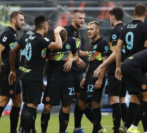 Serie A Result: Inter Destroy Bologna 6-1