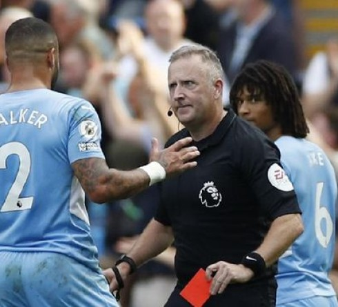 3 Controversy When Man City Can't Beat Southampton