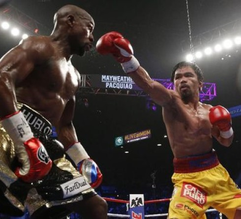 7 tough opponents for Manny Pacquiao