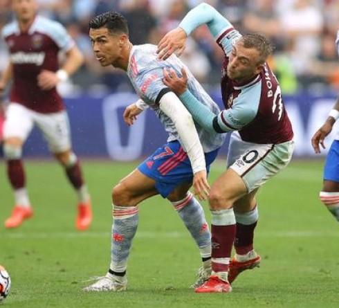 Premier League Results: Ronaldo scores, Man Utd beat West Ham