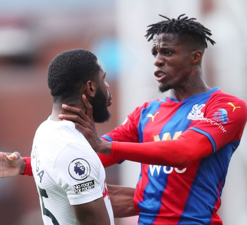 Crystal Palace Inflicts First Defeat Of Tottenham Hotspur