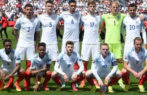 England: Lots of promise, little end result