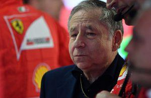 Jean Todt FIA PResident F1