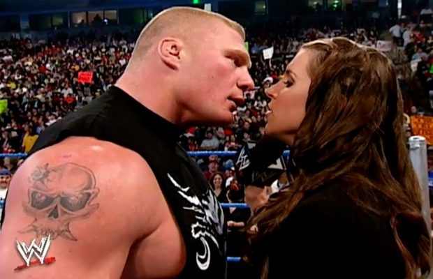 #Speakingout: WWE's Brock Lesnar Accused; Paige's Mother Leaves Wrestling Business 1