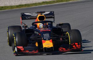 Red Bull hasting Enigne