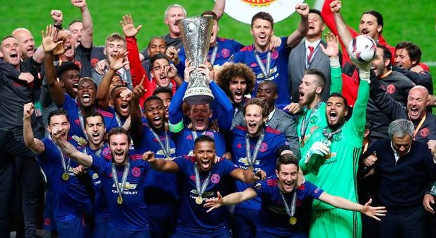 Manchester United richest club in the world