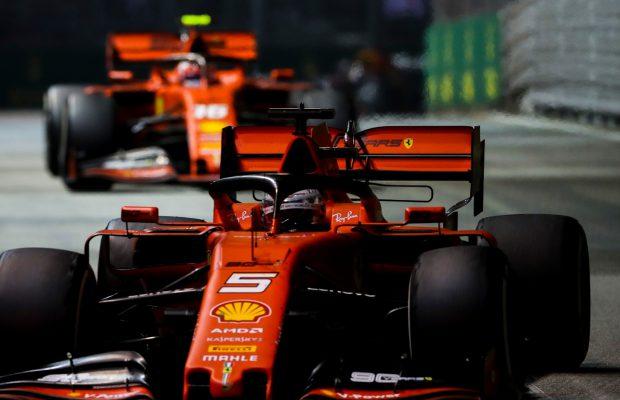 Wolff on Ferrari performance