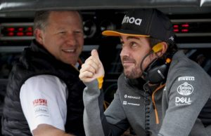 Alonso return to F1