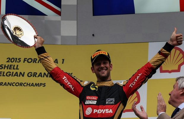 Grosjean won Belgian GP with Renault illegal braking system