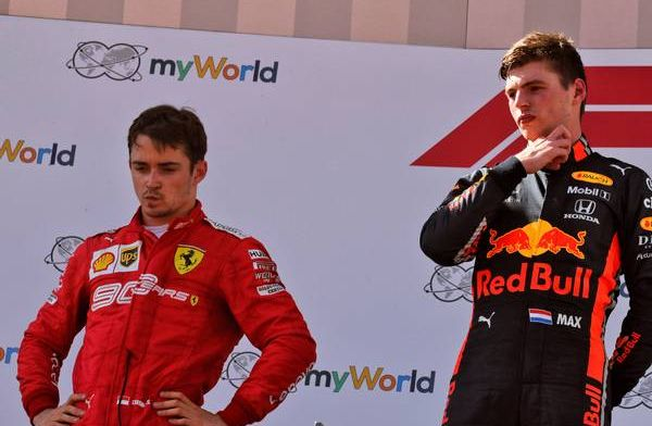 Briatore on Verstappen and Leclerc