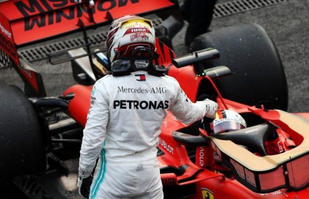 Vettel not Envy of Hamilton