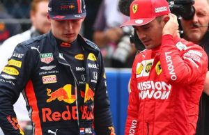 Verstappen stripped of pole position