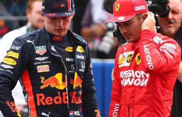 Verstappen stripped of pole position