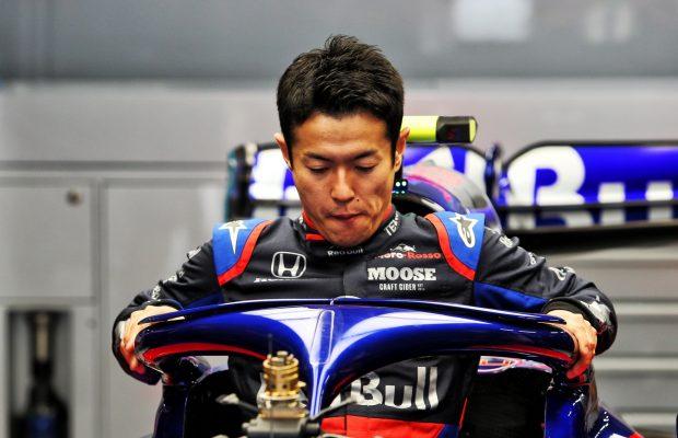 Yamamoto at F1