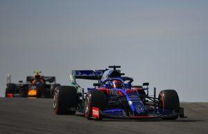 Verstappen vs Hamiltona at Austin