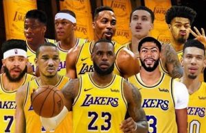 Lakers return to the top