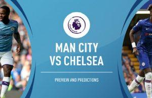 Mancity vs Chelsea