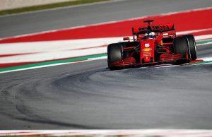 Vettel in F1000 2020