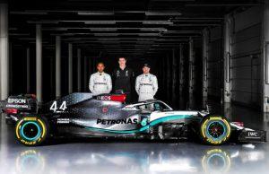 W11 Wolff Hamilton Bottas
