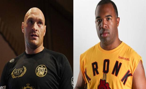 Steward Wants Tyson Fury to Knockout Deontay Wilder