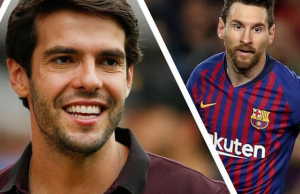 Kaka Backs Messi to Play in the Premier League
