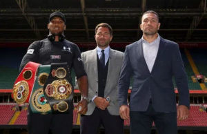 Hearn Believes Joshua and Pulev
