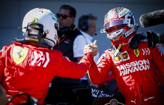 Leclerc good with Vettel in 2021
