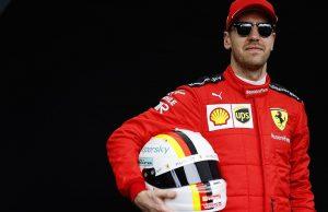 Vettel Ferrari New talks for 2021