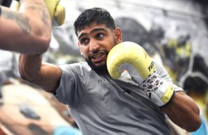 """Amir Khan: """"Am I going to Fight?"""
